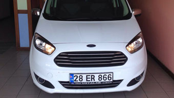 Ford Courier 1.5 Dizel